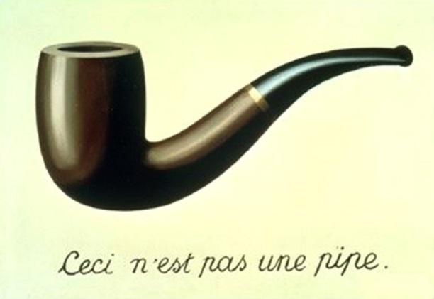 르네 마그리트, 이미지의 반역, 1929.jpg